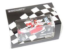 1/43 Panasonic Toyota Racing  TF105 Toyota`s 1st F1 Podium Finish  2005 J.Trulli