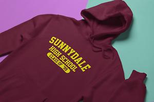 Sunnydale High Class of 99 Adult Unisex Hoodie Hooded Sweatshirt Buffy Vampire