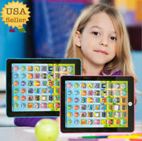 Baby Pad Tablet Educational Toys 1-6 Year Old Toddler Learning Voice Activity