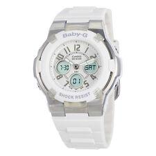 Casio Baby G Analog Digital Dial Ladies Watch BGA110-7BCR