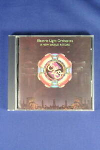 ELECTRIC LIGHT ORCHESTRA A New World Record 1986 CD CDJET 200 DIDP 10440