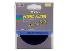 Hoya 52 mm / 52mm NDx400 / ND400 HMC Filter / Neutral Density - NEW