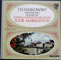 Tchaikovsky - Symphony No. 3, MARKEVITCH, LSO, Philips STEREO