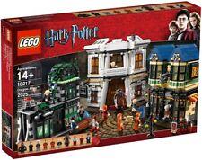 LEGO Harry Potter #10217 Diagon Alley Pack Set 2025pcs