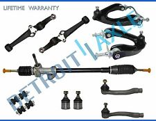 11pc Complete New Manual Steering Rack and Pinion Suspension Kit for Civic No SI