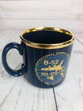 B-52 Mil-Std-1760 Aircraft Integrated Conventional Management England Cup Mug (w