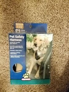 top paw pet safety harness  25-50lb. New