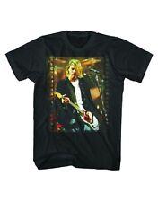NIRVANA Kurt Cobain T SHIRT Grunge Band CONCERT TEE Seattle BLEACH Nevermind