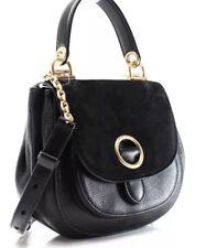 BNWT Michael Kors Isadore Medium Leather Top Handle Messenger Cross-body Bag