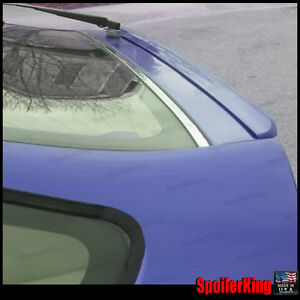 (244L) Honda CRX JDM SiR 1988-1991 88 89 90 91  Rear Hatch Spoiler Lip Wing