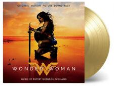 'Wonder Woman' Soundtrack Vinyl [Limited Edition, PVC Cover, Gatefold, Gold 2LP]
