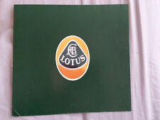 Lotus range brochure c1991