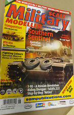 "SCALE MILITARY MODELLER Magazine Vol #42 Issue #495 June 2012 RS-12 M ""Topol"""