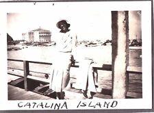 VINTAGE PHOTOGRAPH 1926-1934 DANCE HALL CASINO CATALINA ISLAND CALIFORNIA PHOTO