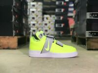 Nike Air Force 1 Utility Mens Low Top Shoe Green/White AO1531 700 NEW All Sizes