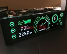 Lamptron-cm430 Touch PWM Pump/Fan Speed Control Regulator Controller CDROM 4way