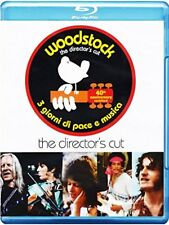 Warner Home Video Blu-ray Woodstock - 40â° Anniversario (limited Edition Revisit