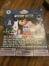 Universe Unboxed Mystery Matter (20 Cool Experiments) / New In Box As Seen On Tv
