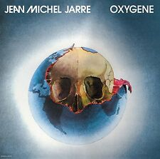 JEAN MICHEL JARRE: OXYGENE 2014 REMASTERED CD NEW