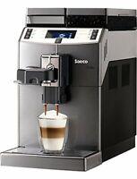 Saeco Lirika otc Coffee Maker Independent Black, Grey, Metallic 2,5 L 1850 W New