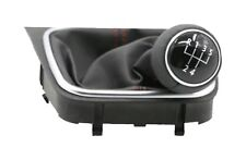 Schaltmanschette VW Golf 5 V, 6 VI Schaltknauf Scirocco EOS Schaltsack 5 Gang