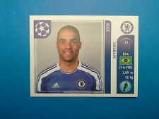 Panini Champions League 2011-12 n.281 Alex Chelsea