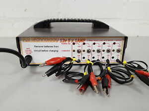 R3 Technology 2 Stage Sealed Lead Acid Lab Battery Charger 12v 5x1A