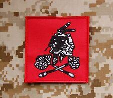 NSWDG Red Squadron Team Patch DEVGRU Red Trim Version ST6 Red Team