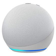 Amazon Echo Dot 4 - ALEXA Smart Speaker Glacier White Lautsprecher NEW & SEALED