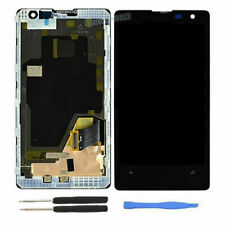 For Nokia Lumia 1020 Replacement LCD Display Touch Screen Digitizer with Frame