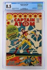 Captain Atom #83 - CGC 8.5 VF+ -Charlton 1966- 1st App Blue Beetle!