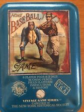 Home Baseball Game Vintage Game Series The NY Historical Society Collection