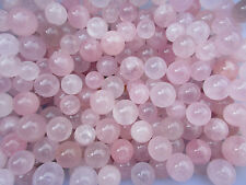 23pcs Rose Quartz Stone Sphere ~ For Crystal Healing , Reiki , Chakra grid ball