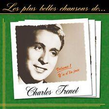 CD Les plus belles chansons de Charles Trenet - Vol. 1