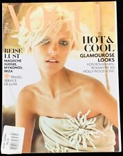 Deutsch Vogue Magazine- July 2008 - Dutch Fashion Magazine