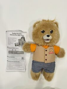 Teddy Ruxpin - Official Return by Wicked Cool Toys - dated 2017-works