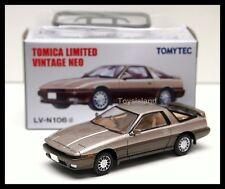 Tomica Limited Vintage NEO LV-N106d TOYOTA SUPRA 2.0 GT 1/64 TOMY TOMYTEC New