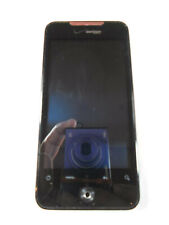 *FOR PARTS* HTC Droid Incredible - Black (Verizon) CDMA Touch Screen Smart Phone