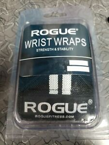 "Rogue Fitness Wrist Wraps, Short 12"", Power/Weight Lifting, Crossfit WOD"