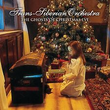 64 SOLD Trans-Siberian Orchestra - The Ghosts Of Christmas Eve CD NEW FREE SHIP