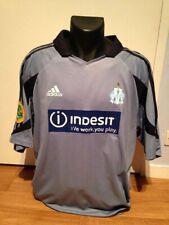 maillot Non porté Préparé Marseille Om Beye Finale UEFA 2004 Issue No Match Worn