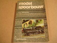 POCKET / MODELSPOORBOUW - N.S. WIERSMA