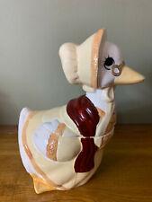 Vintage Mother Goose Cookie Jar Tiawan