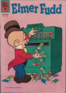 RARE VINTAGE ELMER FUDD No. 1293 March-May 1962 Dell Comic MINT