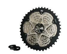 Shimano 10-speed 11-42T Cassette freewheel CS-HG500 with rear derailleur link