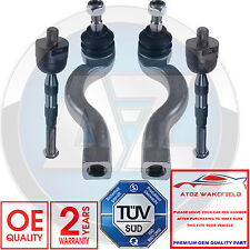 MITSUBISHI PAJERO SHOGUN 3.5 2.5 3.2 FRONT INNER OUTER TIE TRACK RODS RACKS ENDS