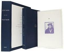 Patti Smith Just Kids SIGNED Limited Edition Slipcase Numbered Edition