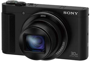 SONY DSC-HX90V  mit 30-fach optischen Zoom und GPS Funktion