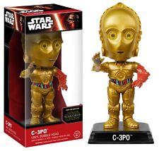 "C-3PO: Star Wars Episode 7 Wacky Wobbler 7"" Vinyl Figure"