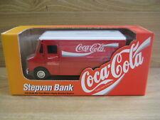 COCA COLA DIECAST MODEL by ERTL  no F400  Stepvan Bank  Deceased Estate